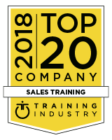 Press Release - 2018 Award Top 20 Top Training Company
